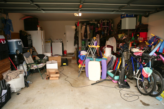 Remove clutter from your life and start enjoying your home again