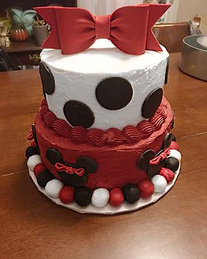custom disney cake