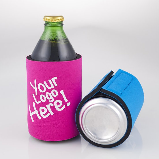 WRAP AROUND CAN STUBBY COOLER