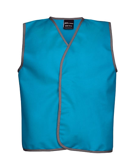 KIDS COLOURED TRICOT VEST 6HFU