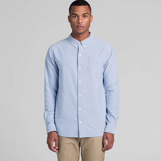 MENS OXFORD L/S SHIRT - 5401