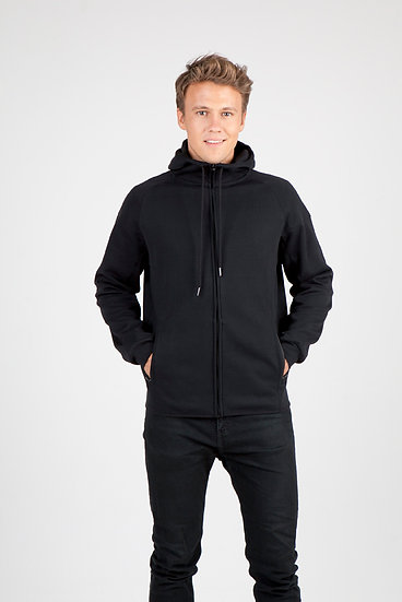 MENS COTTON FACED HOODIE