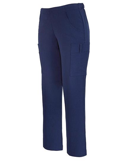 Ladies NU Scrub Cargo Pants