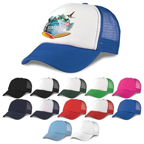 FOAM MESH TRUCKER CAP