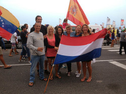 Competition 1 Dutch team