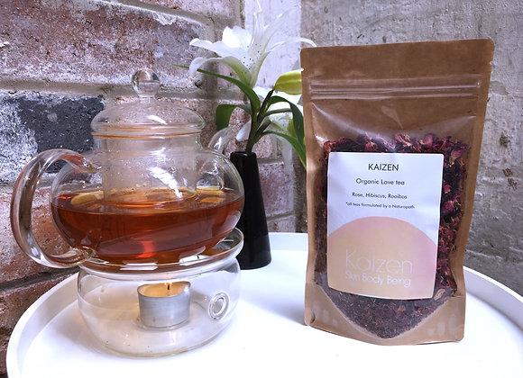 Organic love tea (pouch)