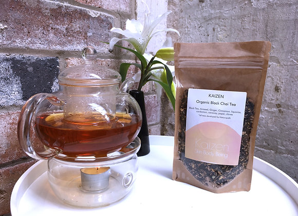 Organic Black chai (tube)