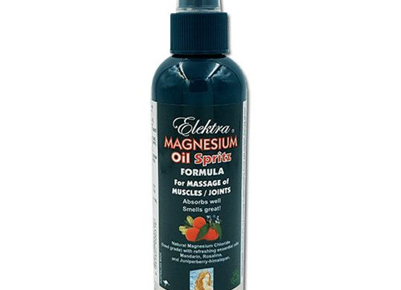 180ml magnesium oil spritz