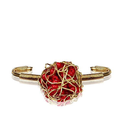 My Treasure Bracelet Seductive Red