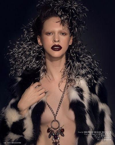 Luxury designer Jewelry With An Edge