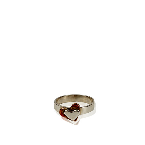 Ring Two Hearts