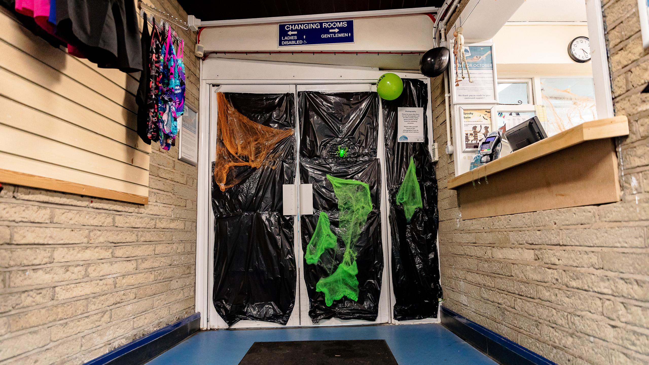 Spooky Swim 2018-11