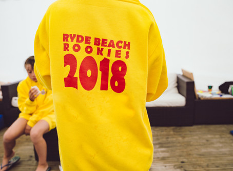 Beach Rookies 2018