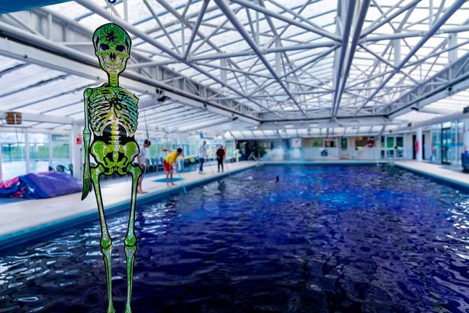 Spooky Swim