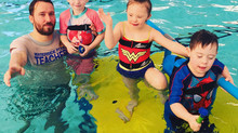 Sensory Swim awarded grant from the Wight Aid Foundation
