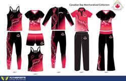 Canadian Bay merchandising layout