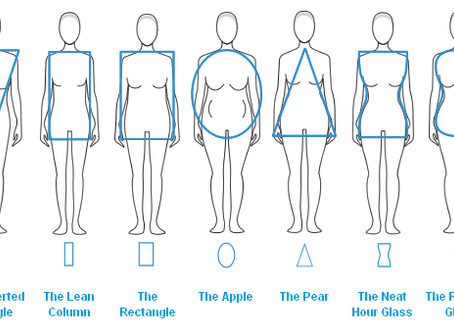 Size Range and the Role of Body Shape