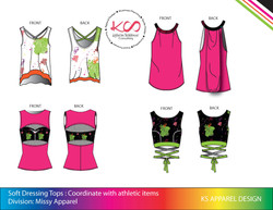 General Athletic Soft dressing top_Page_2