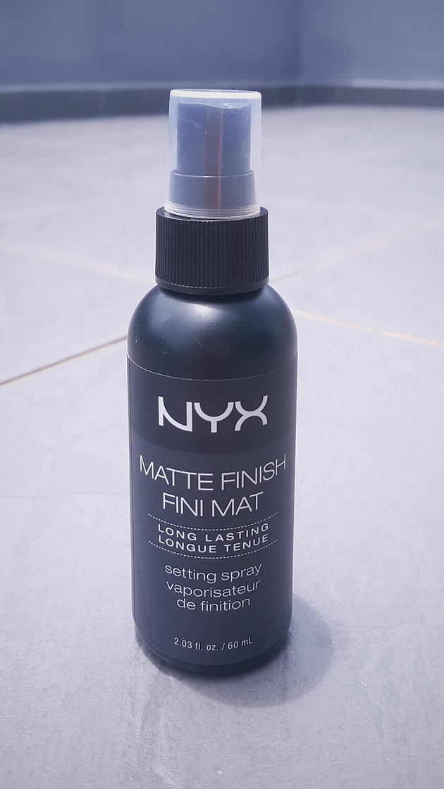 Matte Setting Spray by NYX Professional Makeup #13