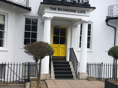 Richmond Gate Hotel Review