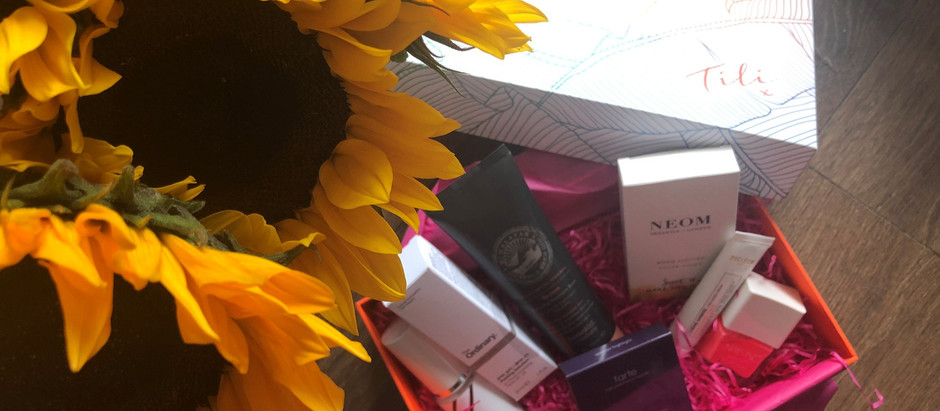 UNBOXING! July Tili Beauty Box