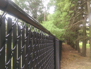 Bethany Village Upgrades Fence For Elderly Community