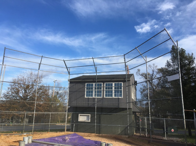 Dillsburg Youth Baseball Chain Link