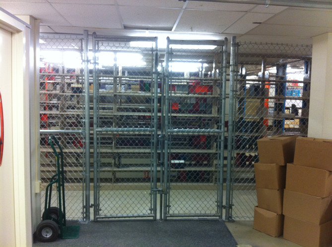 Chimes DC - Indoor Chain Link Security