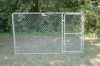 Dog Kennel Expansion Panel w/ Gate