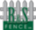 R&S Fence Co. Logo, Mechanicsburg, Harrisburg, Fence Contractor, Fence Installers, Fence company