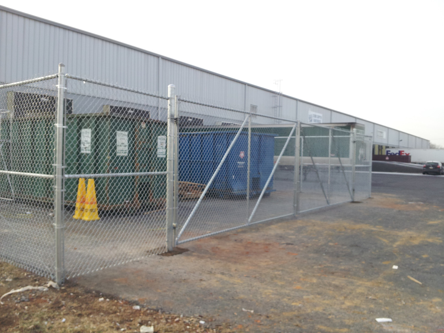 Store Supply - Chain Link Fence