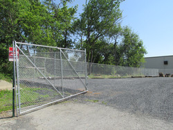 Chain Link Galvanized Commercial