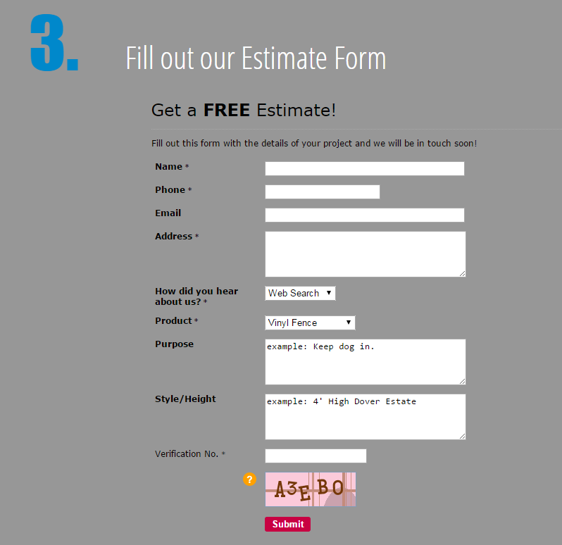 New Estimate Form Photo.PNG