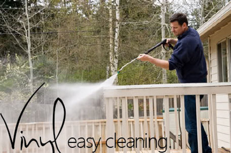 Vinyl Decking and Fence cleaning tricks and tips