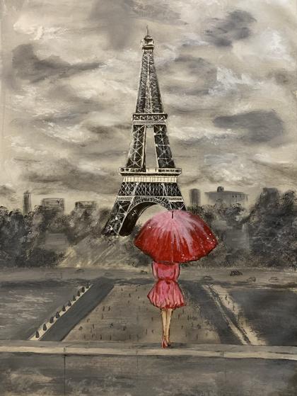 Paris Rose