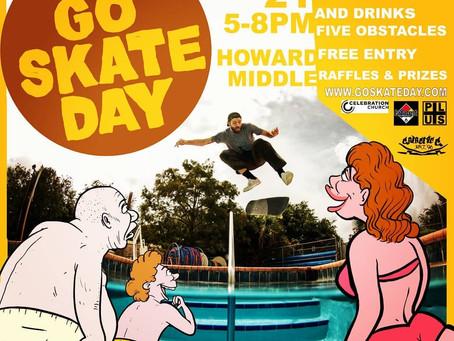 Go Skateboarding Day 2019 in Orlando, FL