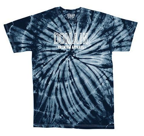 Domain Cyclone Tie Dye T-shirt