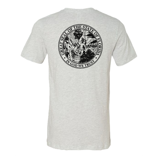 """Great Seal of Florida"" T-shirt"