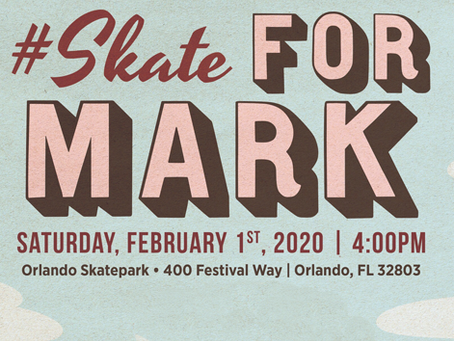 Skate For Mark Memorial Contest 2020