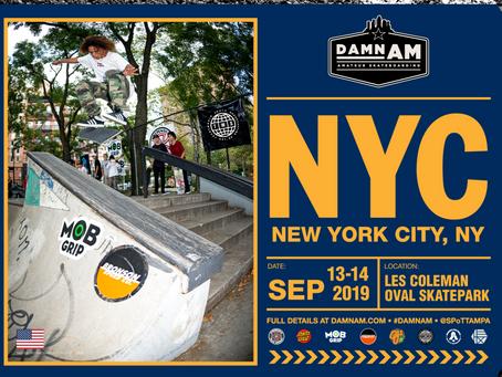Adam Tyler 10th at Damn Am NYC