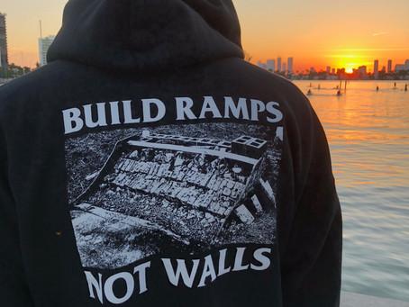 Build Ramps Not Walls