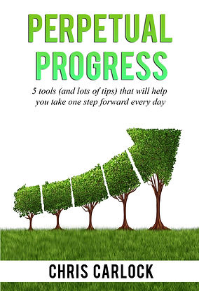 Perpetual Progress Book Cover