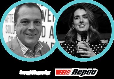 Wayne Bryant & Amy Frangos | Repco