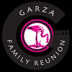 Garza Reunion Logo Concept