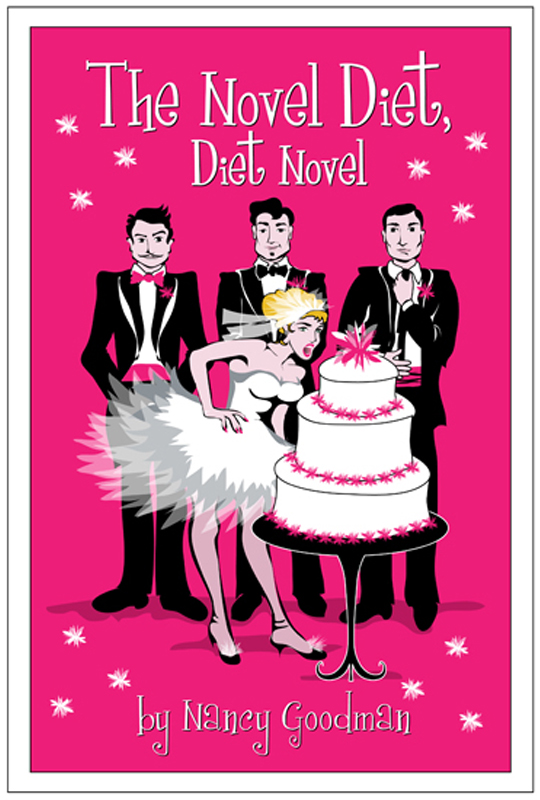 Diet Novel Cover Proposal