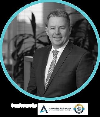 Stuart Charity | CEO, Australian Automotive Aftermarket Association