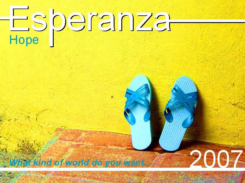 Esperanza Calendar