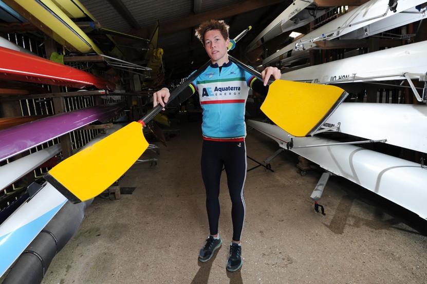 Rower Steven Parsonage_MATTHEW POWER PHO