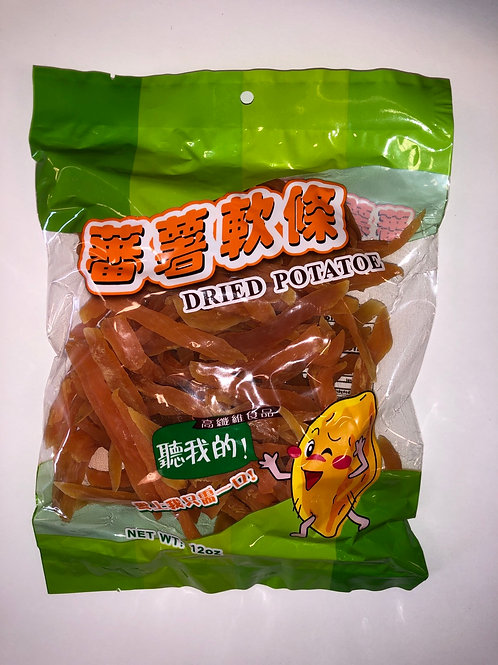 Dried Potatoe