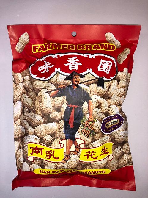 Farmer Brand Nan Ru Flavored Peanuts